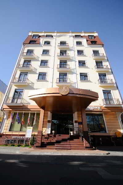 Regency Hotel in Chisinau, Moldova