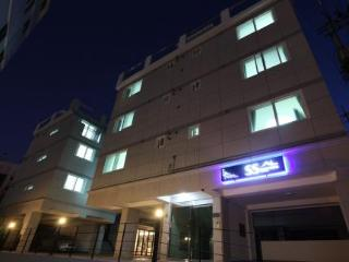 Seoul Station SS Guest House in Seoul, South Korea