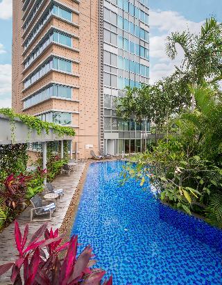 新加坡公園大道羅切斯特酒店