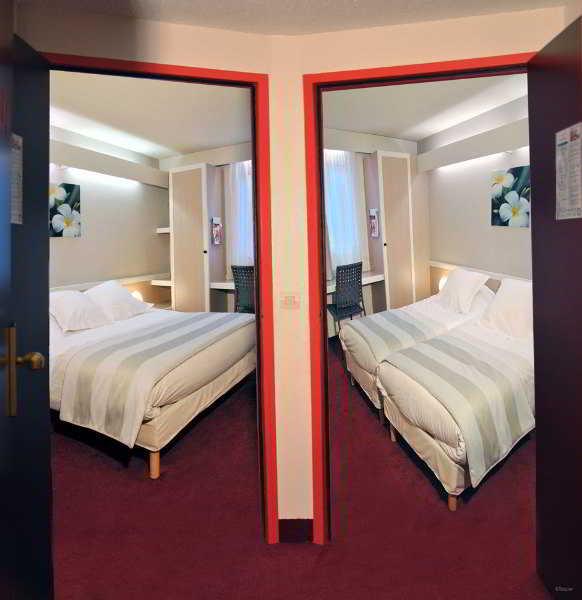 inter hotel eden hotel en bois guillaume viajes el. Black Bedroom Furniture Sets. Home Design Ideas