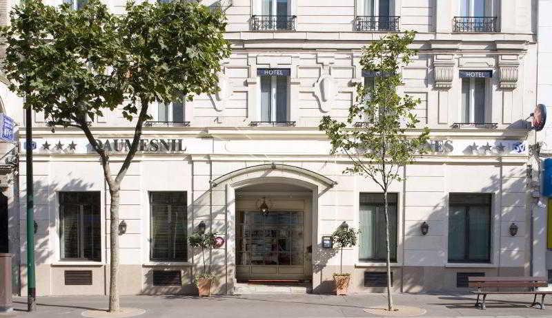 Qualys-Hotel Daumesnil Vincennes