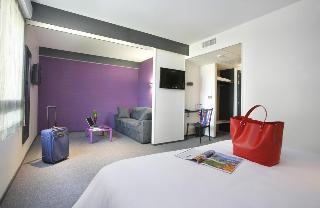 inter hotel limoges nord arion. Black Bedroom Furniture Sets. Home Design Ideas
