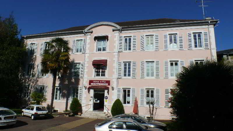 The Originals Boutique, Villa Montpensier, Pau