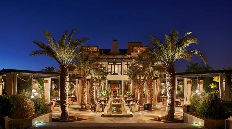 Four Seasons Resort Marrakech in Marrakech, Morocco