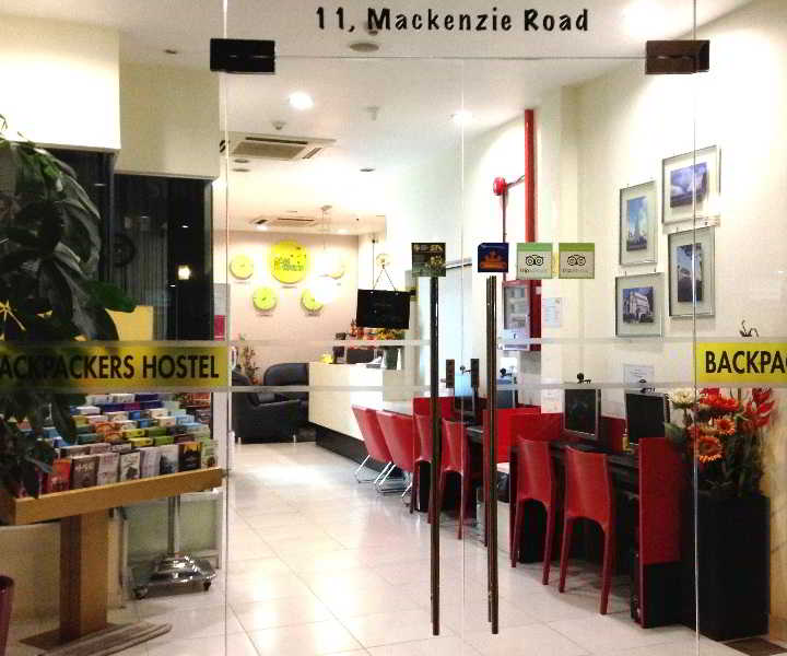 G4 Station Backpackers' Hostel
