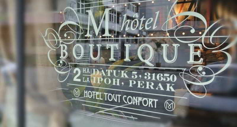Viajes Ibiza - M Boutique Hotel Ipoh