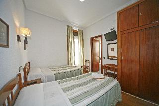 hotel san antonio de madrid: