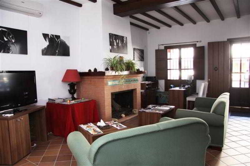 hotel Hostal Rural La Fonda Del Rocio en la población de El Rocio
