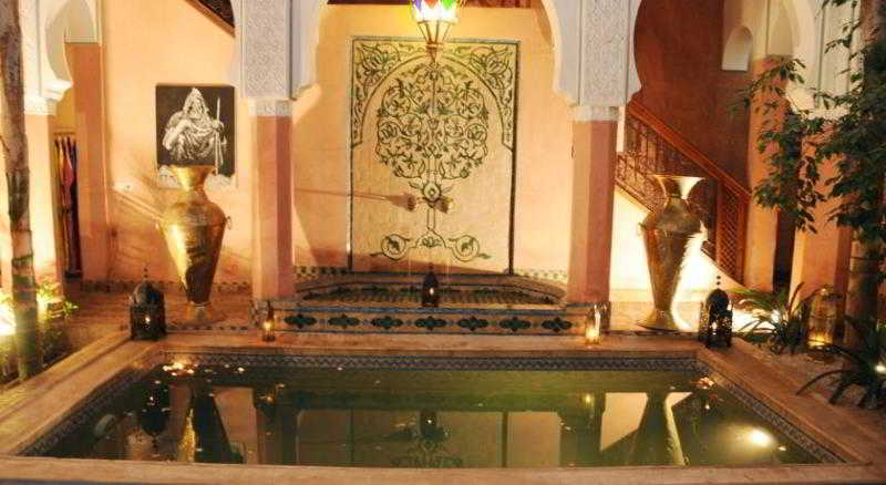 Riad Jnane Agdal & Spa in Marrakech, Morocco