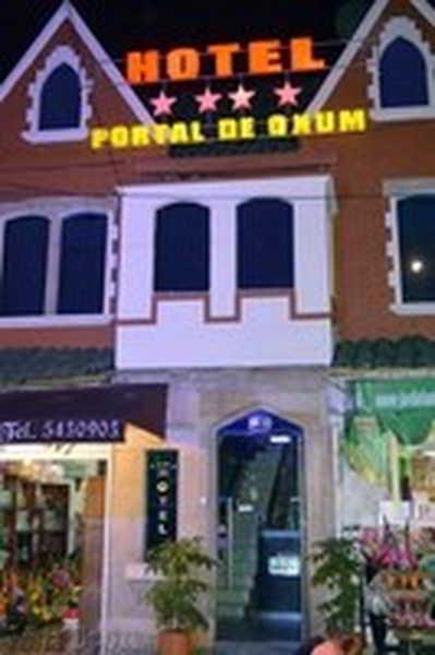 Portal de Oxum