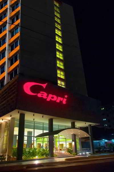 Nh Capri in Havana, Cuba