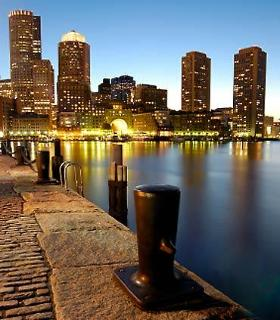 波士頓丹弗斯萬怡酒店
