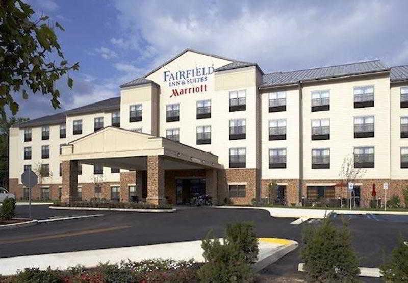 坎伯蘭德費爾菲得套房酒店