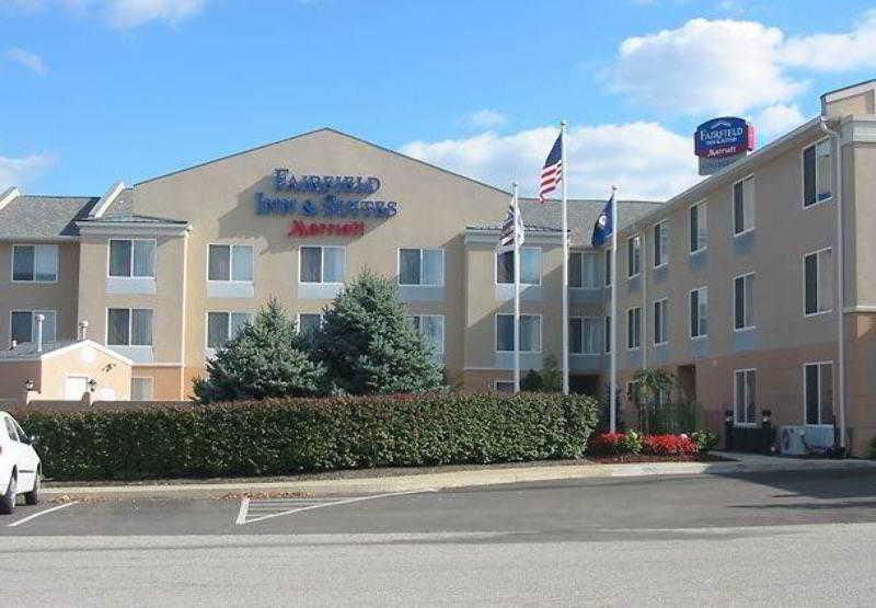 喬治城萊剋星頓費爾菲得套房酒店