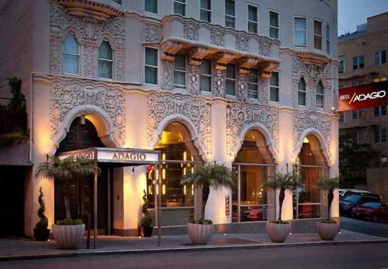 Adagio hotel san francisco area ca instant reservation for Reservation hotel adagio