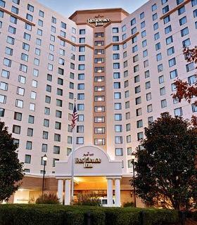阿靈頓五角城萬豪居家酒店