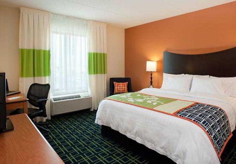 Viajes Ibiza - Fairfield Inn & Suites Winnipeg
