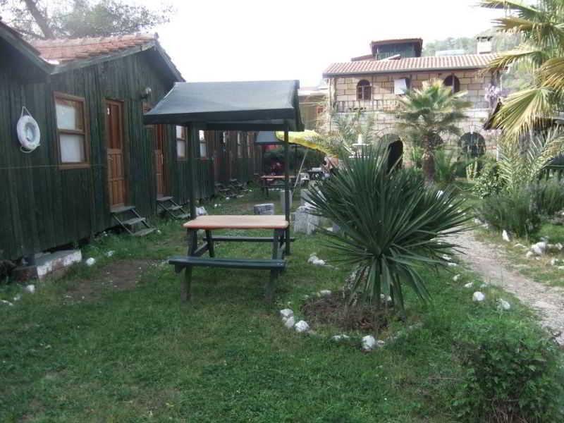 Captain Eudemos House in Olympos, Turkey
