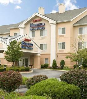 波士頓米爾福德費爾菲得套房酒店