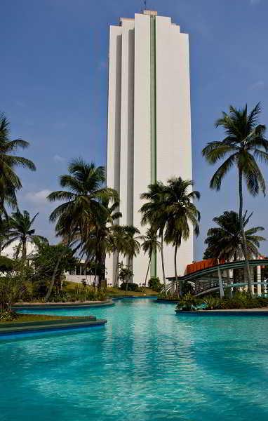 hotel ivoire abidjan costa marfil: