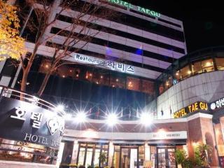 New Taegu Hotel