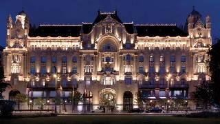 Four Seasons Gresham Palace in Budapest, Hungary