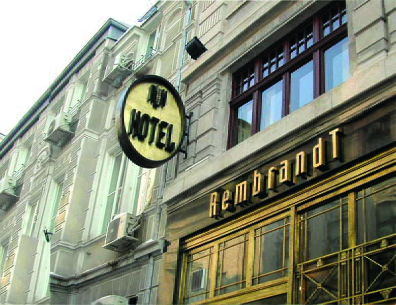 Rembrandt Hotel in Bucharest, Romania