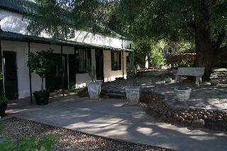 Lemoenfontein Game Lodge