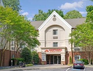 Hawthorn Suites Charlotte - Executive Center