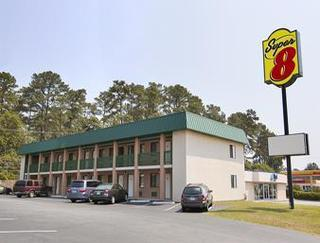 Super 8 by Wyndham Columbia/Ft. Jackson SC