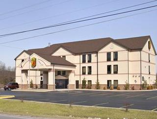 Super 8 by Wyndham Crossville TN