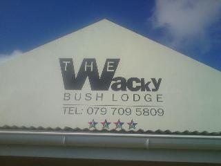 The Wacky Bush Lodge