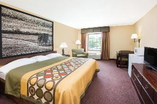 Super 8 Motel Lamar