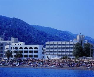 Blue Rainbow Hotel in Marmaris, Turkey