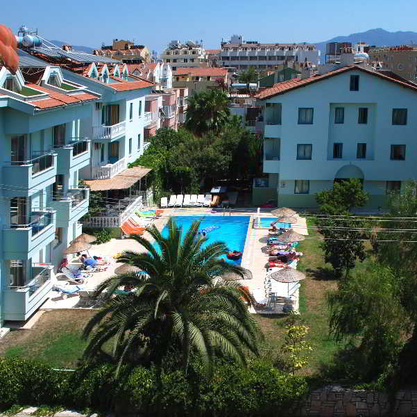 Nur Apart in Marmaris, Turkey