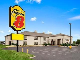 Super 8 by Wyndham Evansville North