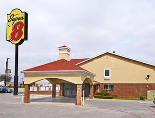 Super 8 by Wyndham Burleson Fort Worth Area