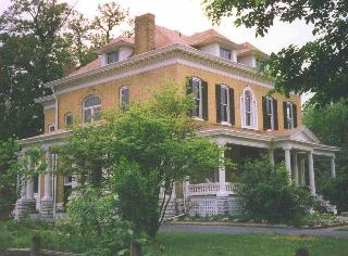 The Beall Mansion