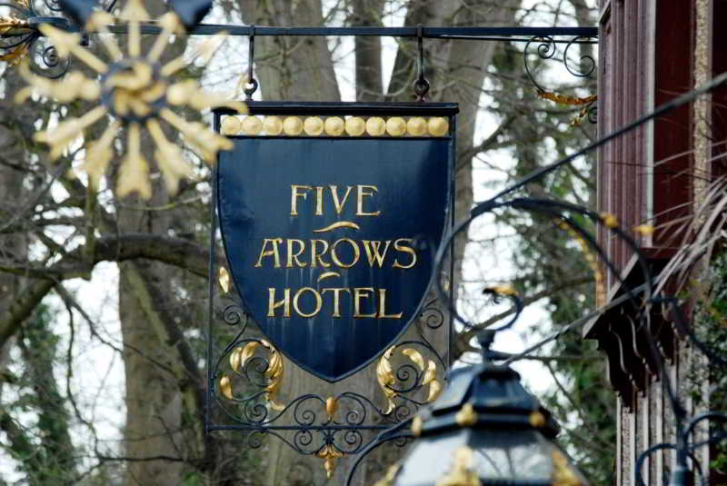 The Five Arrows Hotel