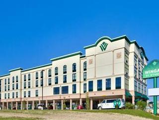 溫德姆蔚景密西西比格爾夫波特酒店