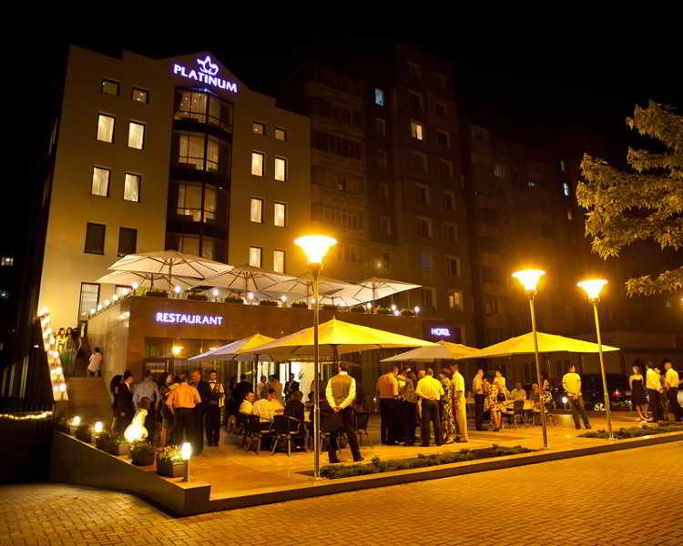 Platinum Hotel in Chisinau, Moldova