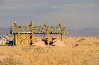 Hotel Sossus Oasis Campsite