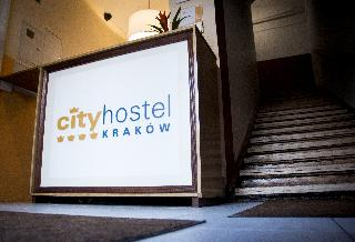 City Hostel in Krakow, Poland