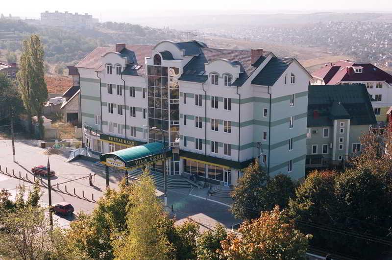 Vila Verde Hotel in Chisinau, Moldova