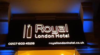 Royal London Hotel By Saba