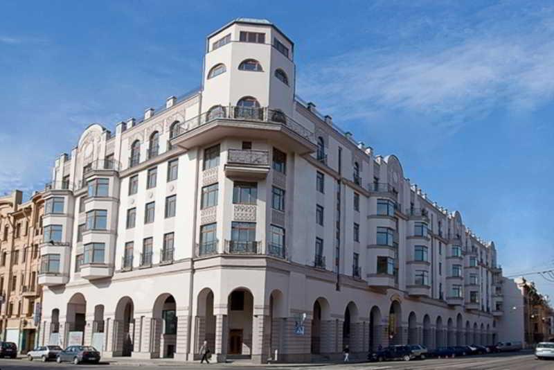 Severny Modern in St Petersburg, Russia
