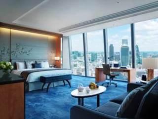 Shangri-La Hotel, At The Shard, London