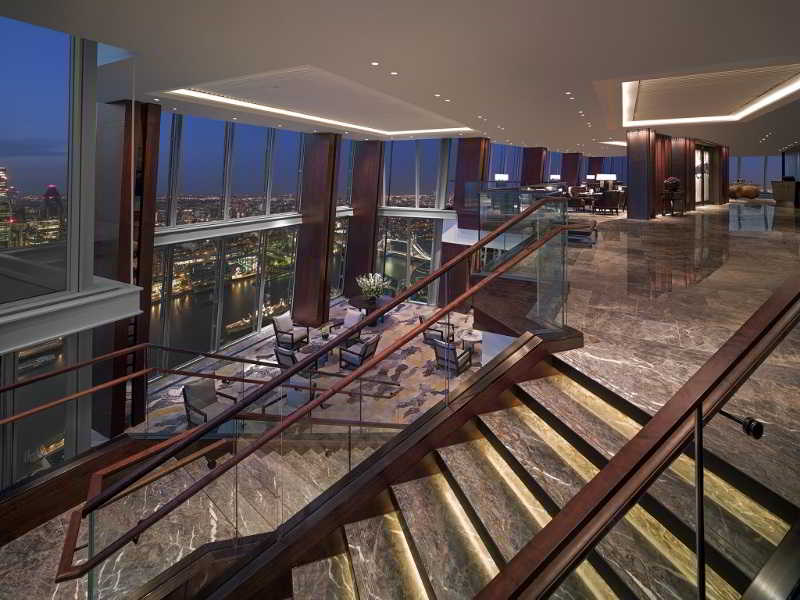 Shangri-La Hotel, At The Shard, London - hotels in London Waterloo
