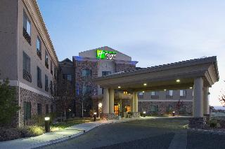 Holiday Inn Express Hotel & Suites Los Alamos Entr