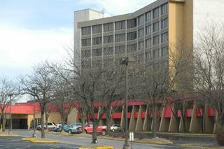 Howard Johnson Plaza Kansas City Hotel